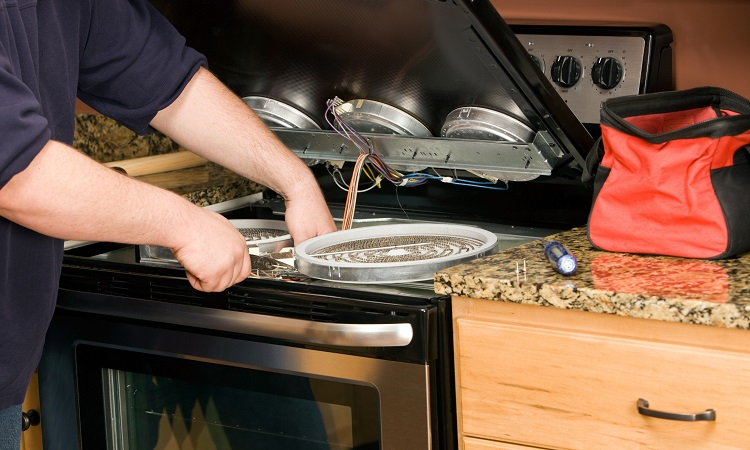 How To Fix Electric Stove: DIY Tips