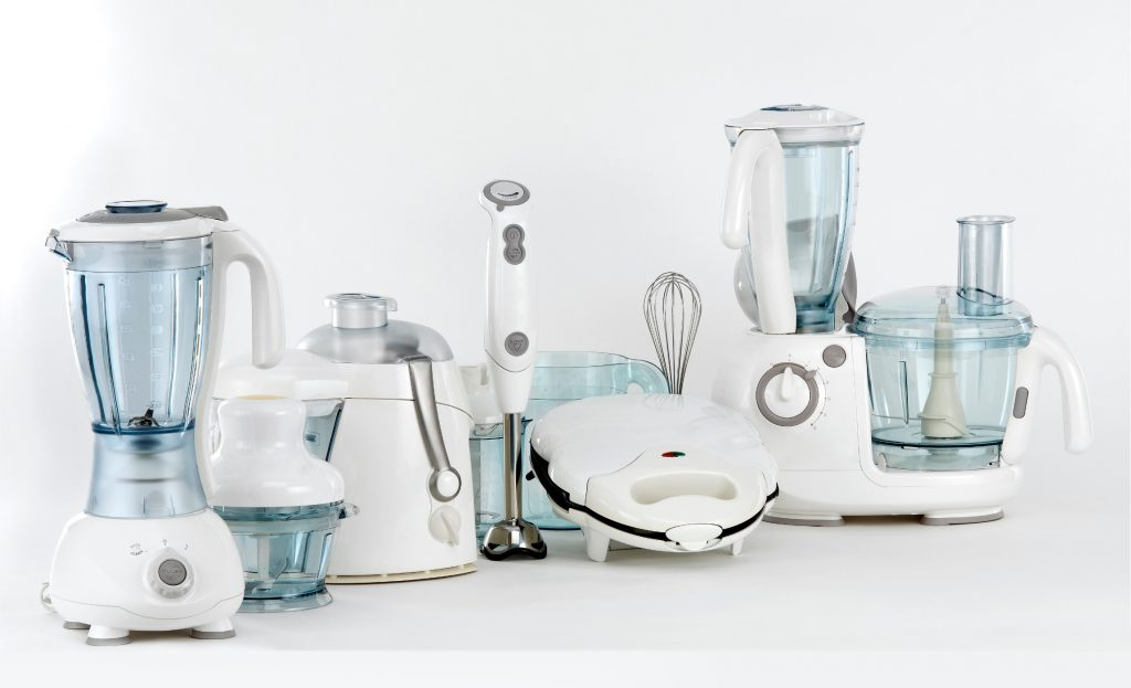 How To Recycle Small Appliances