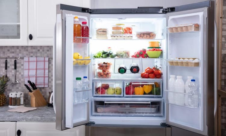 How Much Electricity Does A Refrigerator Use?