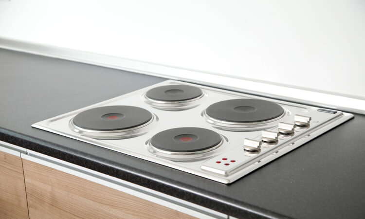How To Remove Electric Stove Top