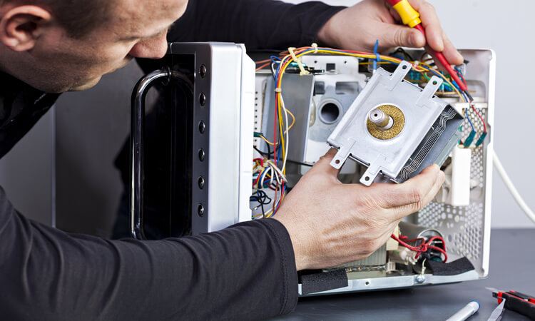 How To Repair Microwave Oven That Is Not Heating
